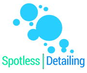 Spotless Valeting Logo Colour
